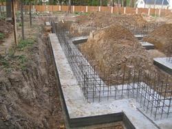 Строительство фундамента под ключ. Нижнетагильские строители.