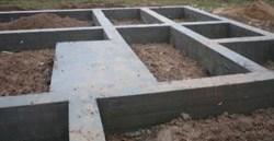 Строительство фундамента в Нижнем Тагиле и пригороде