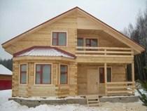 Строительство домов из бруса в Нижнем Тагиле. Нами выполняется строительство домов из бруса, бревен в городе Нижний Тагил и пригороде